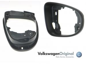 Рамка зеркала заднего вида правая VAG (с поворотником) Volkswagen Polo Sedan