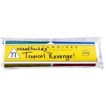 Табак Tangiers Noir - Mixed Fruit #3: Tropical Revenge (Смесь фруктов #3: Тропическое Возмездие, 250 грамм)
