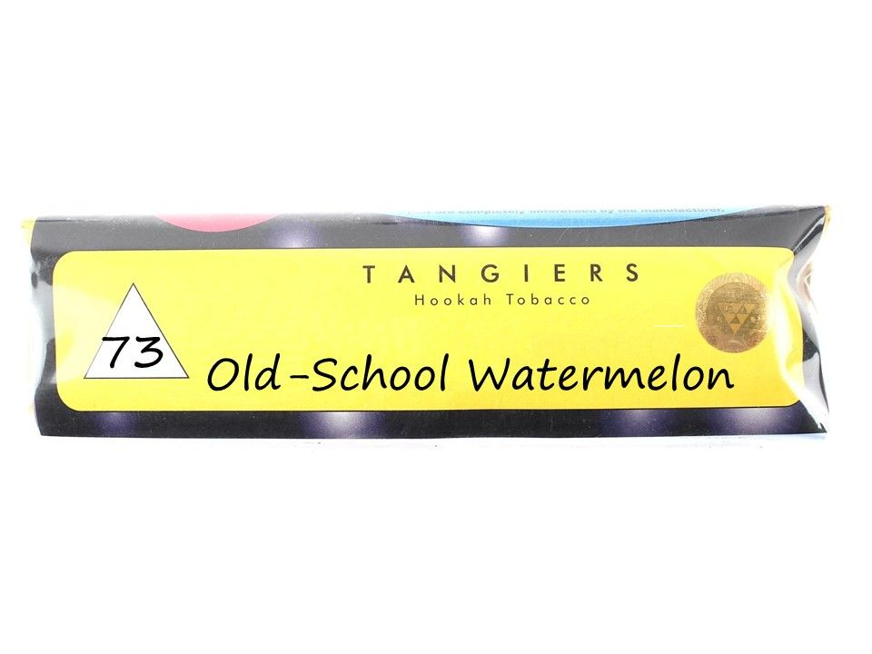 Табак Tangiers Noir - Old-School Watermelon (Ретро-абруз, 250 грамм)