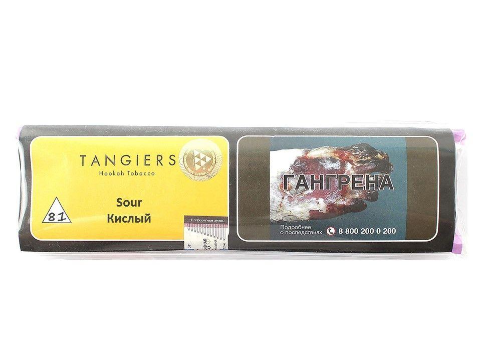 Табак Tangiers Noir - Sour (Кислый, 100 грамм, Акциз)