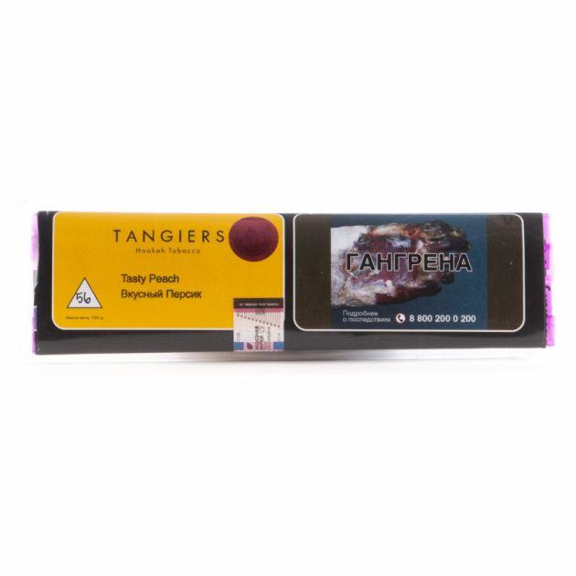 Табак Tangiers Noir - Tasty Peach (Вкусный персик, 100 грамм, Акциз)