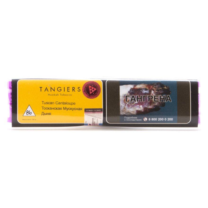 Табак Tangiers Noir - Tuscan Cantaloupe (Тосканская Дыня, 100 грамм, Акциз)