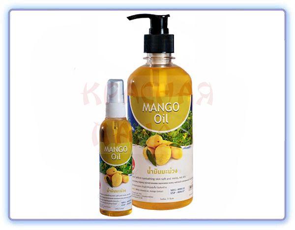 Массажное масло Манго Banna Mango Oil