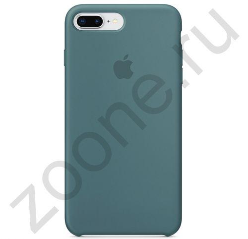 Силиконовый чехол цвета полыни для iPhone 7/8 Plus Silicone Case