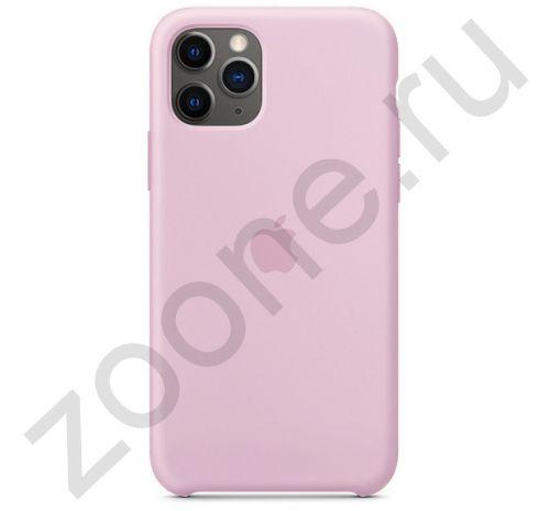 Чехол для iPhone 11 Pro Silicone Case силиконовый пудровый