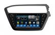 Магнитола на Андроиде Hyundai i20 правый руль 2014-2018