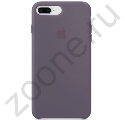 Лиловый силиконовый чехол для iPhone 7/8 Plus Silicone Case