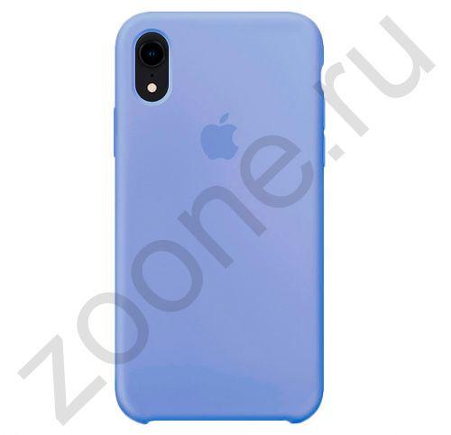 Аметистовый силиконовый чехол для iPhone XR Silicone Case