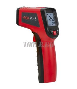 RGK PL-6 - пирометр-термометр
