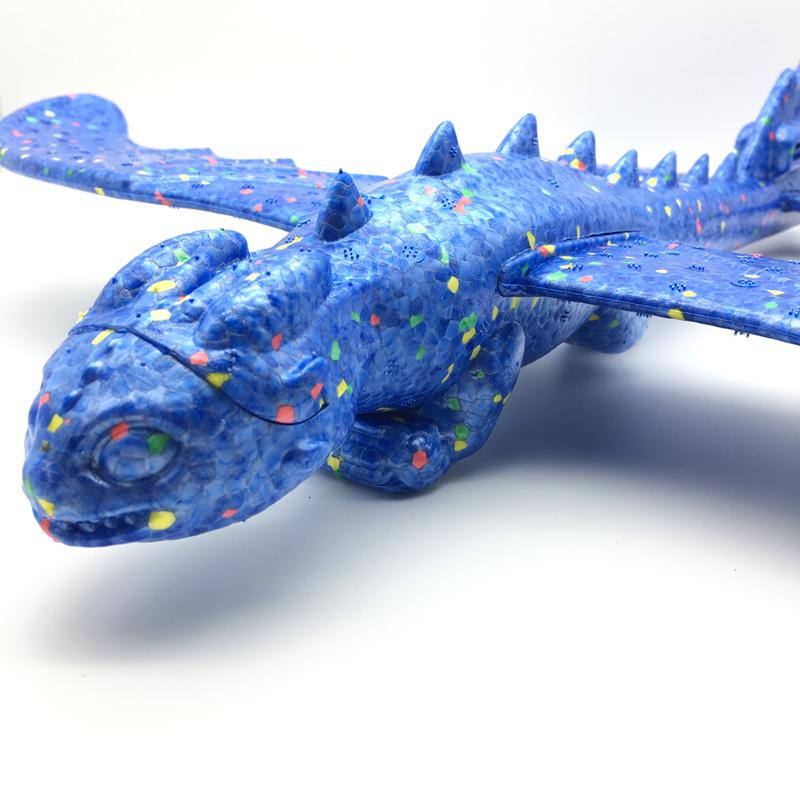 самолет планер дракон