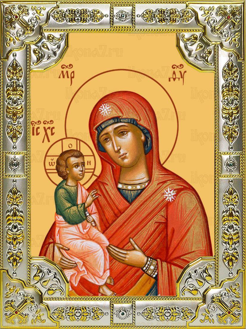 Гребневская икона Божией матери (18х24)