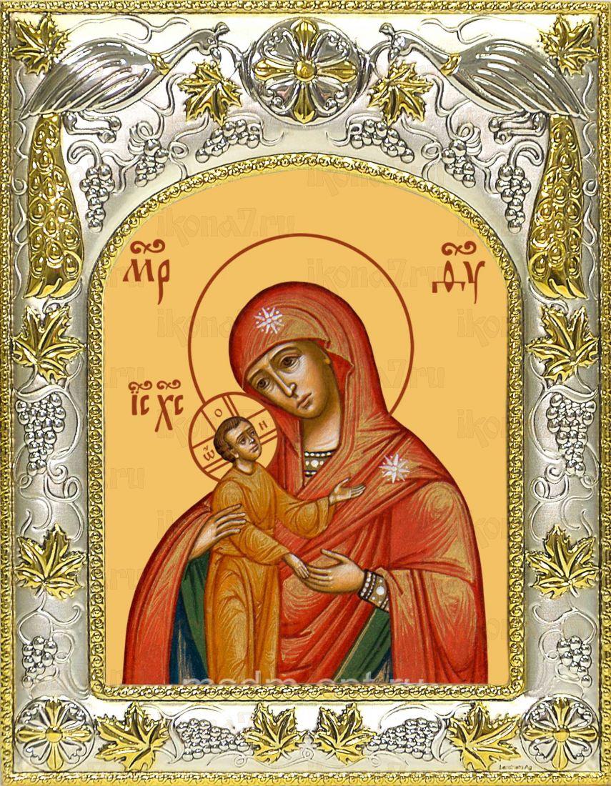 Девпетерувская икона Божией матери (14х18)
