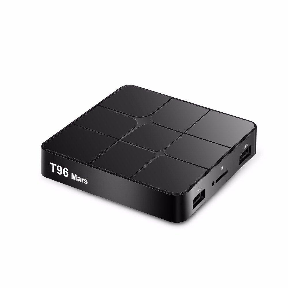 Смарт ТВ приставка Т96 Mars TV BOX 2/16 Гб Андроид 7.1.2