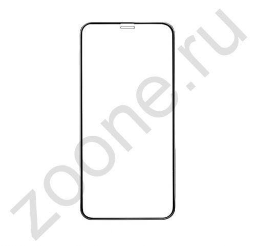 Черное защитное стекло для iPhone 11 Pro Remax Emperor Series 2,5D Tempered Glass
