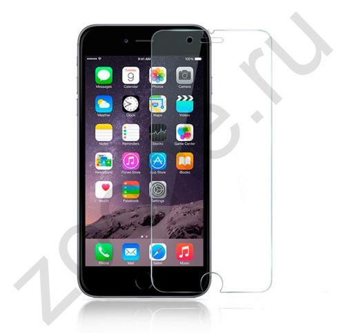 Матовое защитное стекло для iPhone 6/6s Tempered Glass