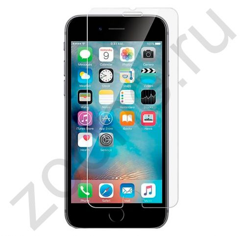 Защитное стекло для iPhone 7/8 Plus Devia Tempered Glass