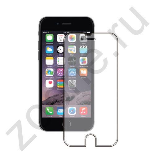 Глянцевое защитное стекло для iPhone 6 Deppa 0.2mm