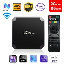 ТВ-приставка X96 mini 2/16Gb (Android 7.1.2)