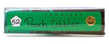 Табак Tangiers Birquq - Peach Cobbler (Персиковый Коблер, 250 грамм)