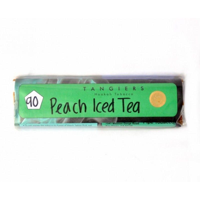 Табак Tangiers Birquq - Peach Iced Tea (Персиковый чай со льдом, 250 грамм)