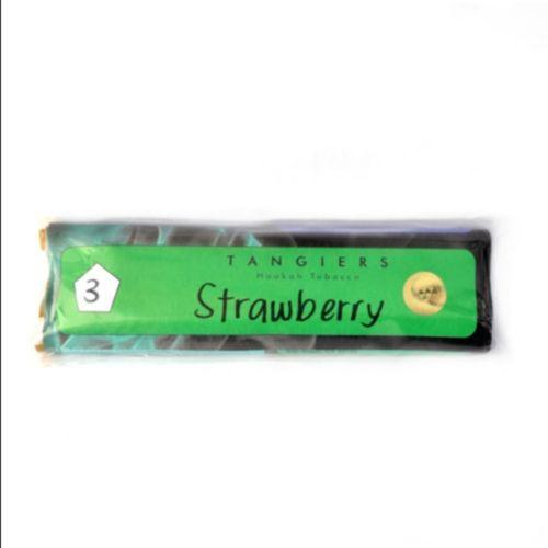 Табак Tangiers Birquq - Strawberry (Клубника, 250 грамм)