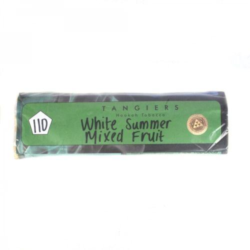 Табак Tangiers Birquq - White Summer Mixed Fruit (Белый Летний Мультифрукт, 250 грамм)