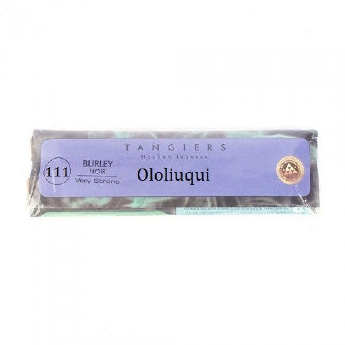 Табак Tangiers Burley - Ololiuqui (Лимон и Кола, 250 грамм)