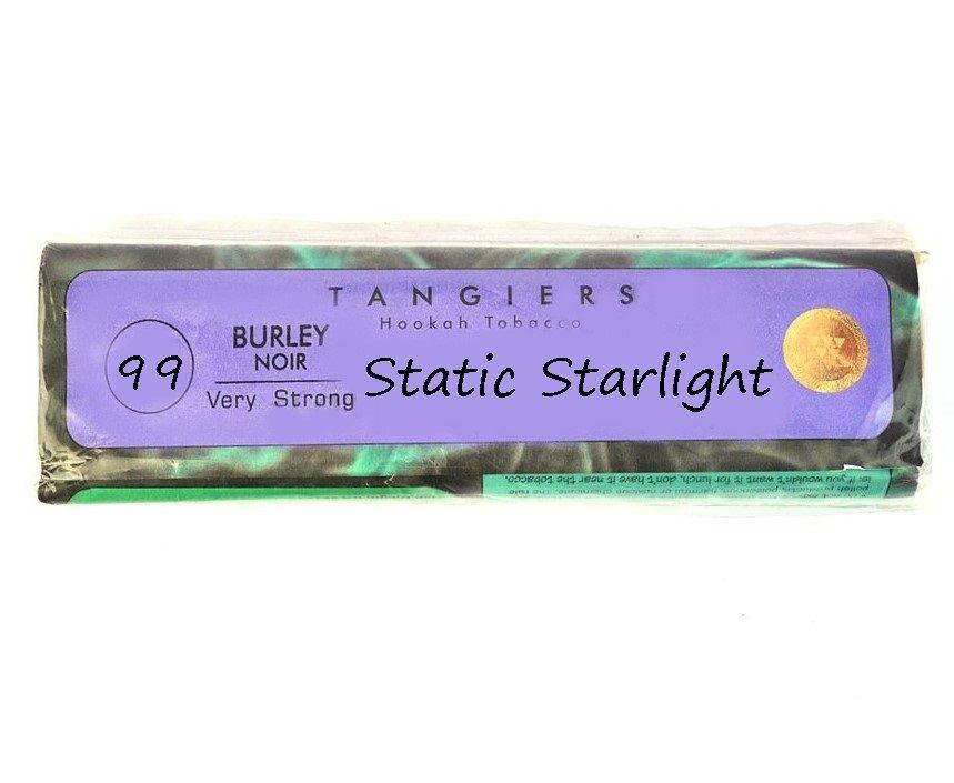 Табак Tangiers Burley - Static Starlight (Вечный Свет Звёзд, 250 грамм)