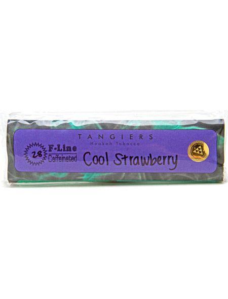 Табак Tangiers F-Line - Cool Strawberry (Прохладная Клубника, 250 грамм)
