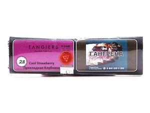 Табак Tangiers F-Line - Cool Strawberry (Прохладная Клубника, 250 грамм, Акциз)