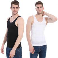 Корректирующее мужское белье Slim&Lift, белый, XXL