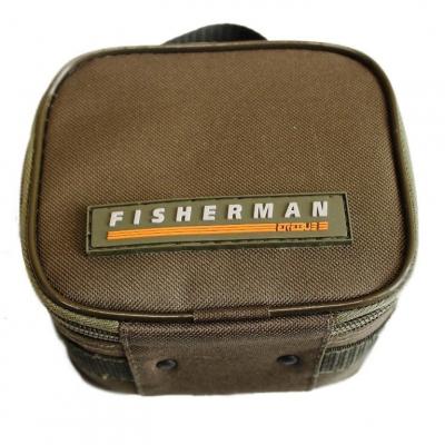 Чехол для катушки Fisherman (Фишерман) Ф180 жесткий 13 х 10,5 х 8