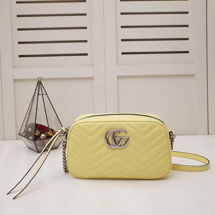 Gucci Marmont GG 24 cm