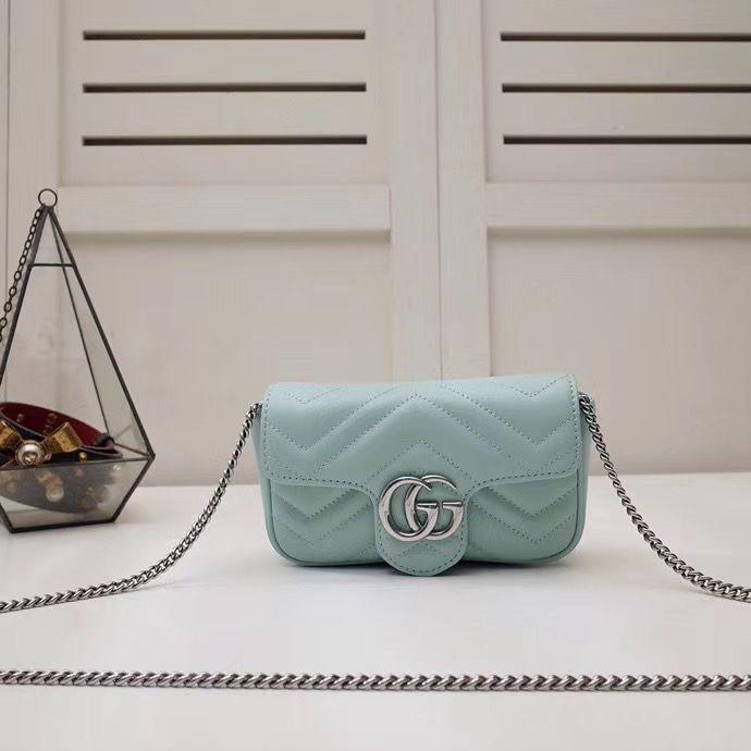 Gucci Marmont GG 16,5 cm