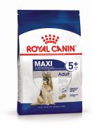 Royal Canin Maxi Adult 5+ Корм для собак крупных размеров старше 5 лет (4кг)