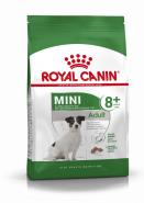 Royal Canin Mini Adult 8+ Корм для взрослых собак мелких размеров старше 8 лет (4 кг)