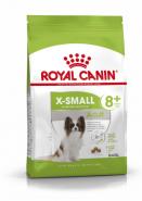 Royal Canin X-Small Adult 8+ Корм для собак миниатюрных пород старше 8 лет (500 г)
