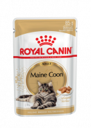 Royal Canin Maine Coon Adult (в соусе) (85 г)