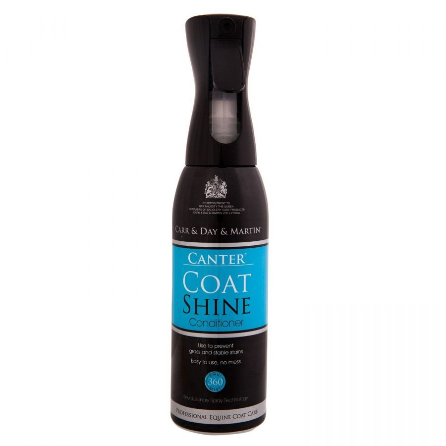 Canter Coat Shine Conditioner. Мгновенный кондиционер. Carr&Day&Martin