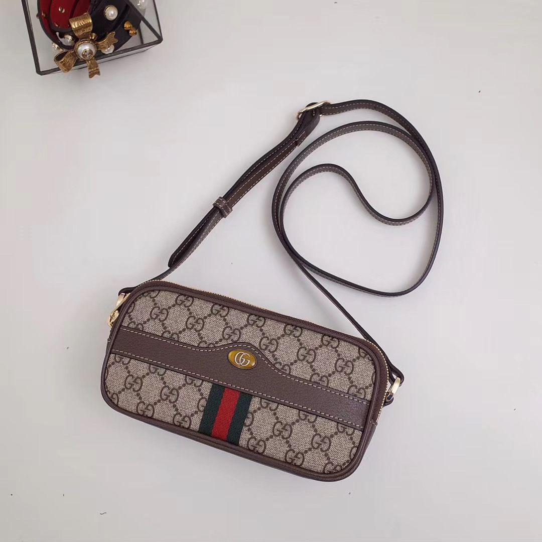 Мини сумка Gucci Ophidia 20 cm