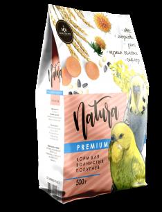 SECRET Natura Premium Корм для волнистых попугаев