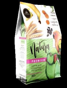 SECRET Natura Premium Корм для средних попугаев