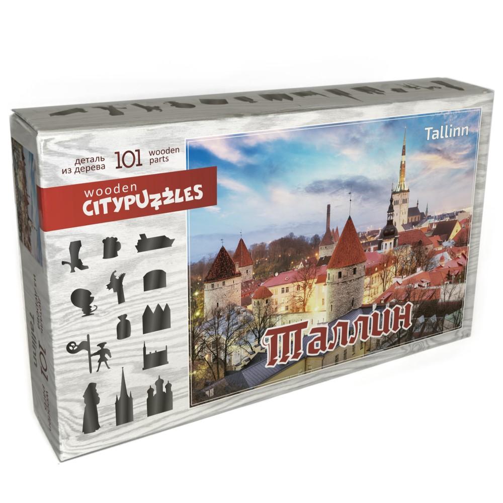 """Citypuzzles """"Таллин"""" (арт.8186)"""