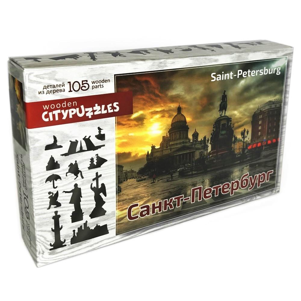 "Citypuzzles ""Санкт-Петербург"" (арт.8182)"