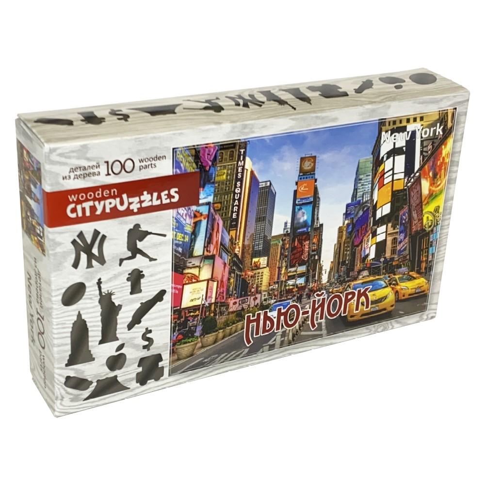 Citypuzzles Нью-Йорк, Пазл