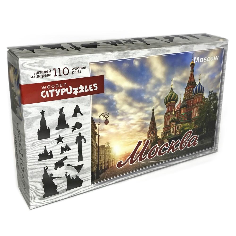 """Citypuzzles """"Москва"""" (арт.8183)"""