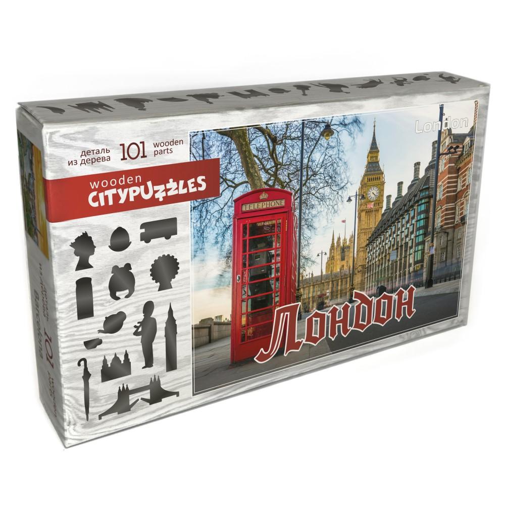 Citypuzzles Лондон, Пазл
