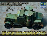 """Британский бронированный автомобиль, Остин, MK IV, 1 МВ"""""""