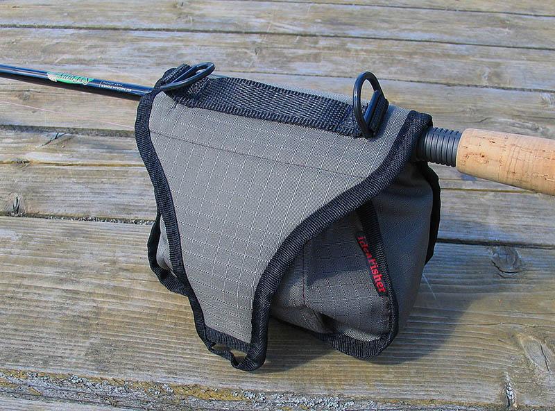 Чехол для катушек рыболовных Ideafisher с переноской 2