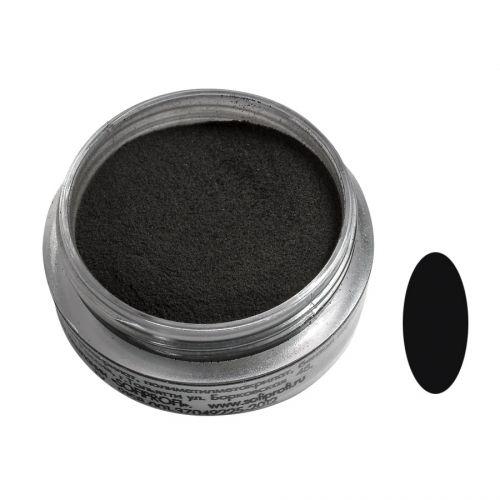Акриловая пудра цветная №095 (черная) SOFIPROFI  2 гр